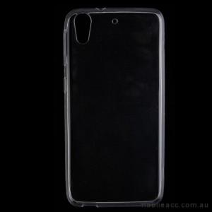 TPU Soft Gel Case for HTC Desire 530 Clear