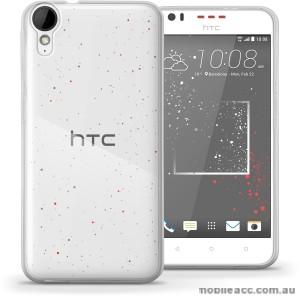 Clear TPU Gel Case For HTC Desire 825