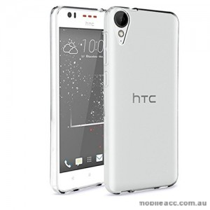Clear TPU Gel Case For HTC Desire 830