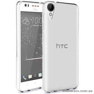 TPU Gel Case Cover For HTC Desire 626/628 - Clear