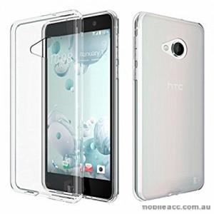 Soft Clear TPU Gel Jelly Case For HTC U Play