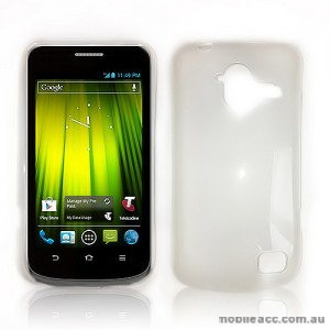 TPU Gel Case for Telstra Frontier 4G - Clear