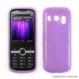 TPU Gel Case Cover for Telstra T96 × 2 - Purple
