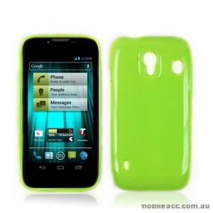 TPU Gel Case for Telstra EasyTouch 4G T82 - Green