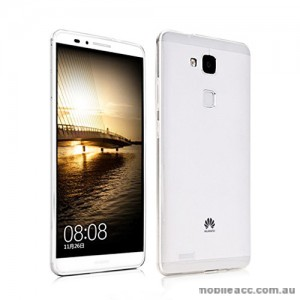 Huawei Ascend Mate 7 TPU Gel Case Cover - Clear