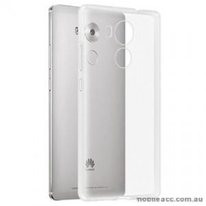 Soft TPU Back Case for Huawei Mate 8- Clear