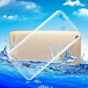 Clear Soft TPU Back Case for Huawei GR3 / G8 Mini