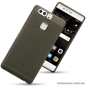 TPU Gel Case For Huawei P9 Smoke Black