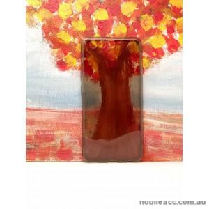 TPU Gel Case Cover for Huawei P10 Dark Grey