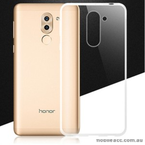 TPU Gel Silicone Jelly Case Cover For Huawei GR5 2017/Honor 6X - Clear