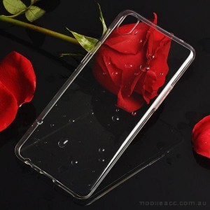 TPU Gel Case Cover For Oppo R9 - Clear
