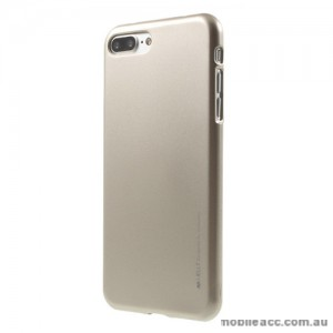 Mercury Goospery iJelly Gel Case For Oppo R11 - Gold
