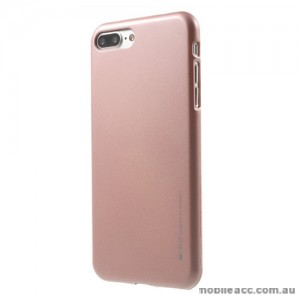 Mercury Goospery iJelly Gel Case For Oppo R11 - Rose Gold