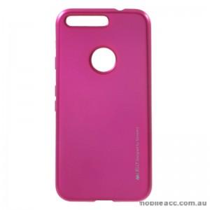 Mercury Goospery iJelly Gel Case For Google Pixel XL - Hot Pink