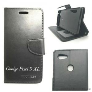 Wallet Case For Google Telstra Pixel 3  XL Black