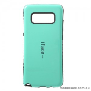 iFace Back Cover for Samsung Galaxy Note 8 - Mint