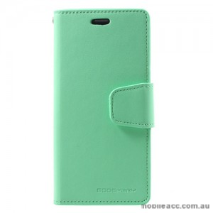 Mercury Goospery Sonata Diary Stand Wallet Case For Samsung Galaxy S9 - Mint