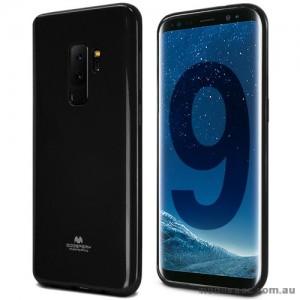 Mercury Pearl TPU Jelly Case for Samsung Galaxy S9 Plus - Black