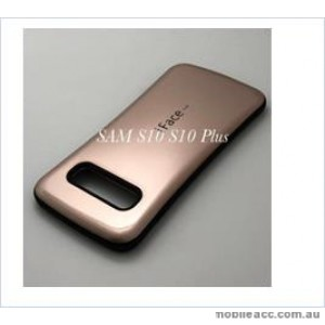 Iface mall  Anti-Shock Case  For Samsung  Galaxy  S10  6.1'' Rose Gold