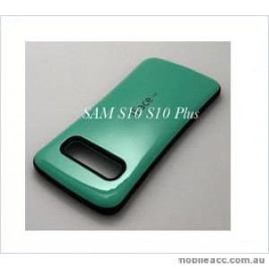 Iface mall  Anti-Shock Case  For Samsung  Galaxy  S10  6.1'' Mint Green