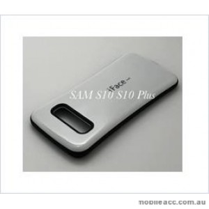 Iface mall  Anti-Shock Case  For Samsung  Galaxy  S10  6.1'' White