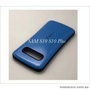 Iface mall  Anti-Shock Case  For Samsung  Galaxy  S10  6.1'' Blue