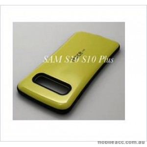 Iface mall  Anti-Shock Case  For Samsung  Galaxy  S10  6.1'' Yellow