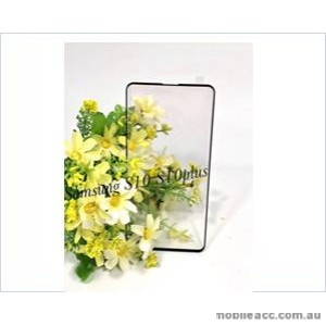 4D Tempered Glass for Samsung  Galaxy S10 5G Black