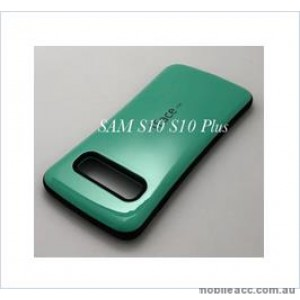 Iface mall  Anti-Shock Case  For Samsung  Galaxy  S10E Mint Green