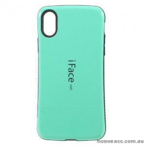 iFace Anti-Shock Case For iPhone X - Mint