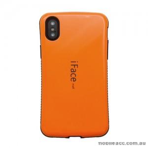 iFace Anti-Shock Case For iPhone X - Orange