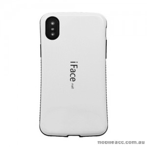 iFace Anti-Shock Case For iPhone X - White