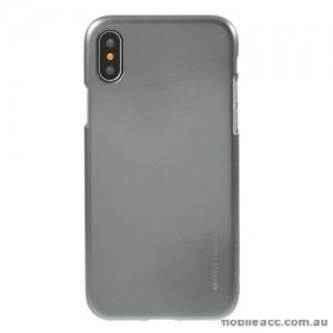 "Korean Mercury  I-Jelly Case For Iphone XR 6.1""  Grey"