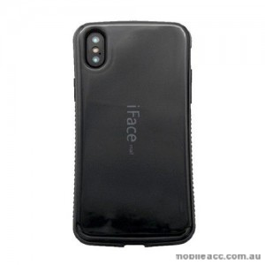"""Iface mall  Anti-Shock Case  For  Iphone XR 6.1""""  Black"""