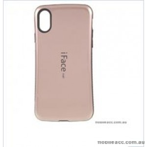 """Iface mall  Anti-Shock Case  For For Iphone XR 6.1""""  Rose Gold"""