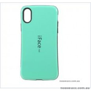 """Iface mall  Anti-Shock Case  For For Iphone XR 6.1""""  Mint Green"""