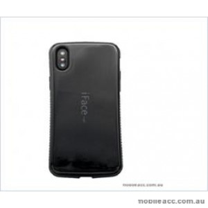 """Iface mall  Anti-Shock Case  For  Iphone  XS MAX 6.5""""  Black"""