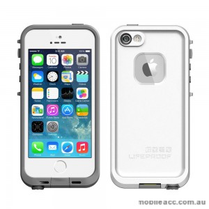 Genuine Lifeproof frē Waterproof Case for iPhone 5/5S/SE - White