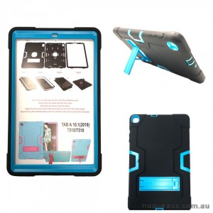 Tough Case with stand  For Samsung TAB A 8.0 2019 T290/T295 Blue
