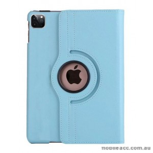 360 Degree Rotating Case for Apple iPad Pro 11 inch 2020  Sky Blue