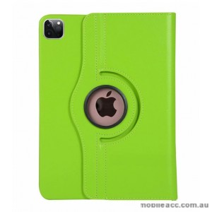 360 Degree Rotating Case for Apple iPad Pro 12.9 inch 2020  Green