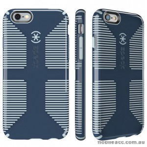 ORIGINAL SPECK CANDYSHELL GRIP IPHONE 6S & IPHONE 6 CASES - SHADOW GREY/NICKEL GREY