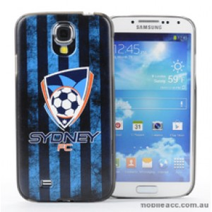 Licensed A-League Sydney FC Grunge Back Case for Samsung Galaxy S4