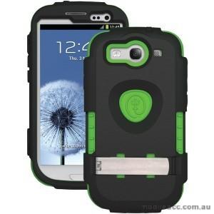 Trident Kraken AMS Heavy Duty Case for Samsung Galaxy S3 - Green