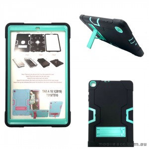Tough Case with stand  For Samsung TAB A 8.0 2019 T290/T295 Green