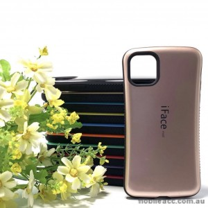 ifaceMall  Anti-Shock Case For iPhone 12 6.1inch  Rose Gold