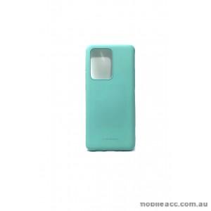 Hana Soft Feeling Jelly Case For Samsung S20 Ultra  6.9 inch  Mint