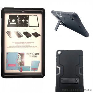 Tough Case with stand  For Samsung TAB A 8.0 2019 T290/T295 Black