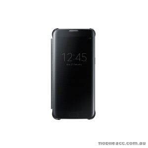 Samsung Galaxy S7 Clear View Cover Black
