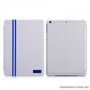 Momax Flip Diary Smart Case for Apple iPad Air - White